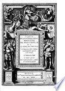 Viage del rey Filipe III. al reyno de Portugal (etc.)
