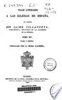 Viage literario a las iglesias de España