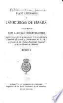 Viage literario á las iglesias de España: Valencia 1902
