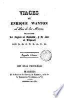 Viages de Enrique Wanton al pais de las Monas, 1