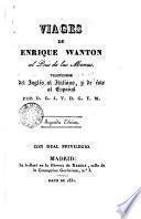 Viages de Enrique Wanton al pais de las Monas, 4