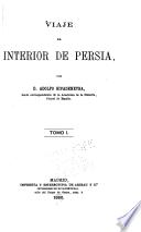 Viaje al interior de Persia