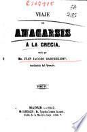 Viaje de Anacarsis a la Grecia
