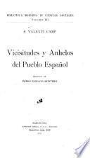 Vicisitudes y anhelos del pueblo español