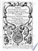 Vida de D. Luisa de Borja y Aragon, Condesa de Ribagorza. Duquesa de Villahermosa (etc.)