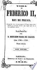 Vida de Federico II rey de Prusia, 3