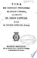 Vida de Gonzalo Fernandez de Aguilar y Córdoba, llamado el Gran Capitan