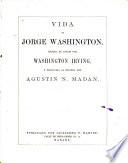 Vida de Jorge Washington