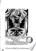 Vida de la serenissima infanta Sor Margarita de la Crvz