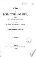 Vida de Santa Teresa de Jesús