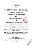 Vida del B. Alfonso M. de Ligorio