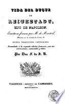 Vida del duque de Reichstadt, hijo de Napoleon