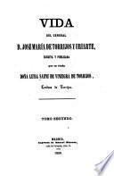 Vida del general D. José Maria de Torrijos y Uriarte