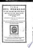 Vida del Hermano Juan Berchmans