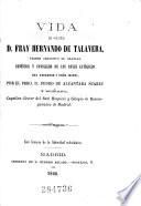 Vida del venerable fray Hernando de Talavera