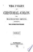 Vida i viajes de Cristóbal Colón