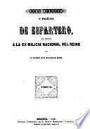 Vida militar y politica de Espartero