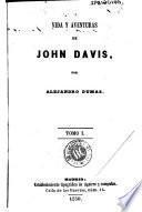 Vida y aventuras de John Davis
