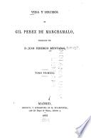 Vida y hechos de Gil Perez de Marchamalo