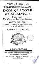 Vida y hechos del ingenioso caballero don Quixote de la Mancha, 2