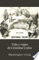 Vida y viajes de Cristóbal Colón