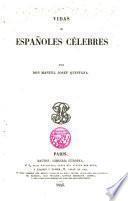 Vidas de españoles célebres