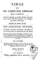 Vidas de los capitanes griegos mas famosos