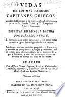 Vidas de los mas famosos capitanes griegos