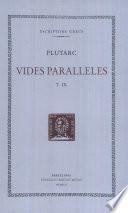 Vides paral·leles (vol. IX): Alexandre i Cèsar