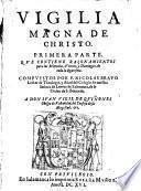 Vigilia magna de Christo