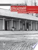 Villa Grimaldi (cuartel Terranova). Historia, testimonio, reflexión. T. 1
