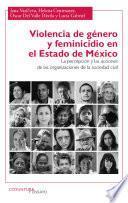 Violencia de género y feminicidio en el Estado de México