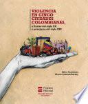 Violencia en cinco ciudades colombianas