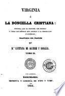 Virginia, ó, La doncella cristiana