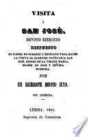 Visita á San José