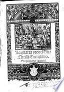 Vita Christi (interpretada de la lengua latina en la castellana)