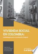 Vivienda social en Colombia