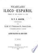 Vocabulario iloco-español