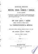 Vocabulario tecnológico de medicina