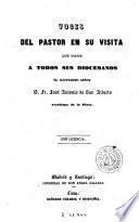 Voces del pastor en su visita