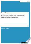 """Vuelta atrás: Análisis de la estructura de flash-backs en """"Mar adentro"""""""
