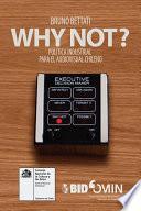 WHY NOT? Política industrial para el audiovisual chileno