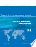 World Economic Outlook, October 2014: Legacies, Clouds, Uncertainties