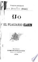 Yo y el plagiario Clarín