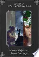 ZAKURA: Volúmenes 4, 5 & 6 (Recopilación) (Novela ligera)