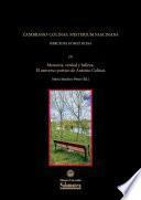 Zambrano-Colinas: Misterium Fascinans