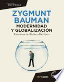 Zigmunt Bauman. Modernidad y globalización